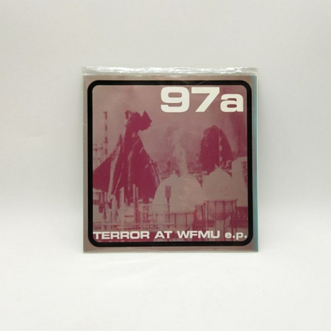 97A -TERROR AT WFMU EP- 7 INCH