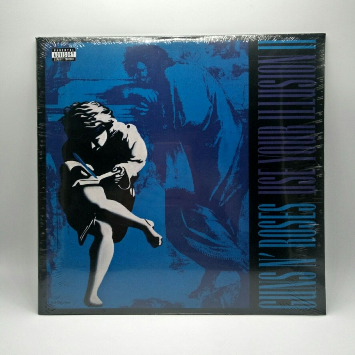 GUNS N ROSES -USE YOUR ILLUSION II- 2XLP (180 GRAM VINYL)