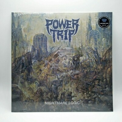 POWER TRIP -NIGHTMARE LOGIC- LP