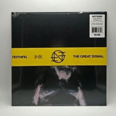 NOTHING -THE GREAT DISMAL- LP (BLUE SPLATTER)