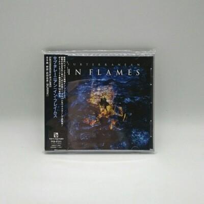 [USED] IN FLAMES -SUBTERRANEAN- CD (JAPAN PRESS)