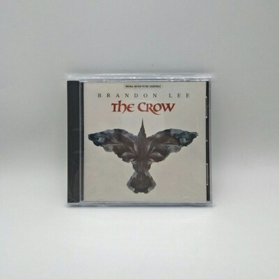 [USED] OST -THE CROW- CD