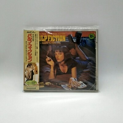 [USED] OST -PULP FICTION- CD (JAPAN PRESS)