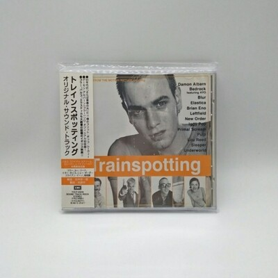 [USED] OST -TRAINSPOTTING- CD (JAPAN PRESS)