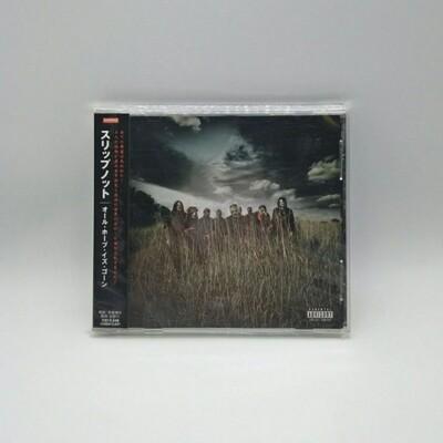 [USED] SLIPKNOT -ALL HOPE IS GONE- CD (JAPAN PRESS)