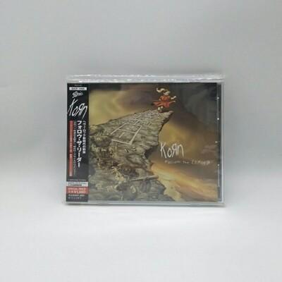[USED] KORN -FOLLOW THE LEADER- CD (JAPAN PRESS)