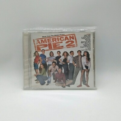 [USED] OST -AMERICAN PIE 2- CD