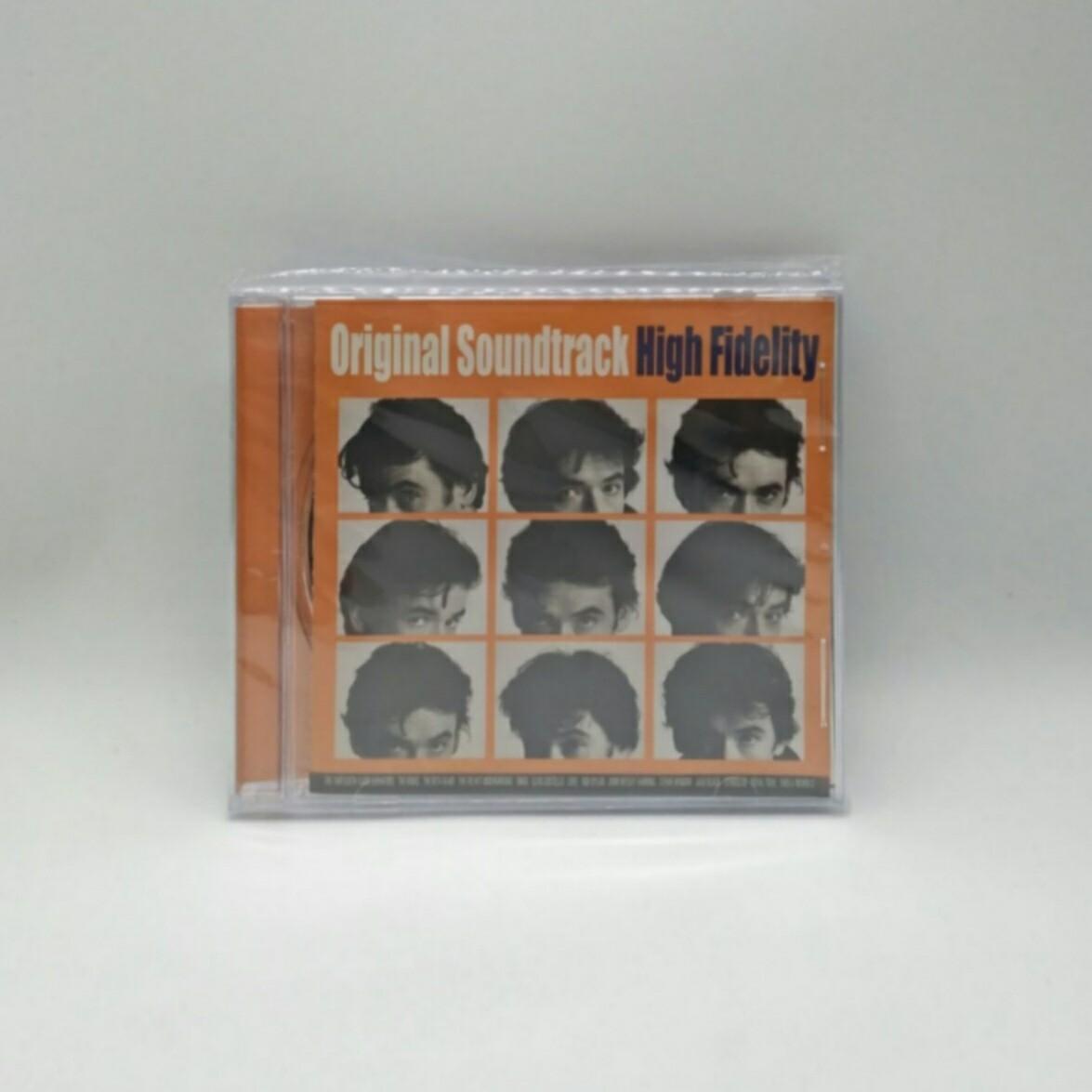 [USED] OST -HIGH FIDELITY ORIGINAL SOUNDTRACK- CD