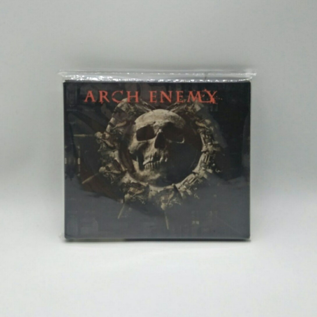 [USED] ARCH ENEMY -DOOMDAY MACHINE- CD (JAPAN PRESS)