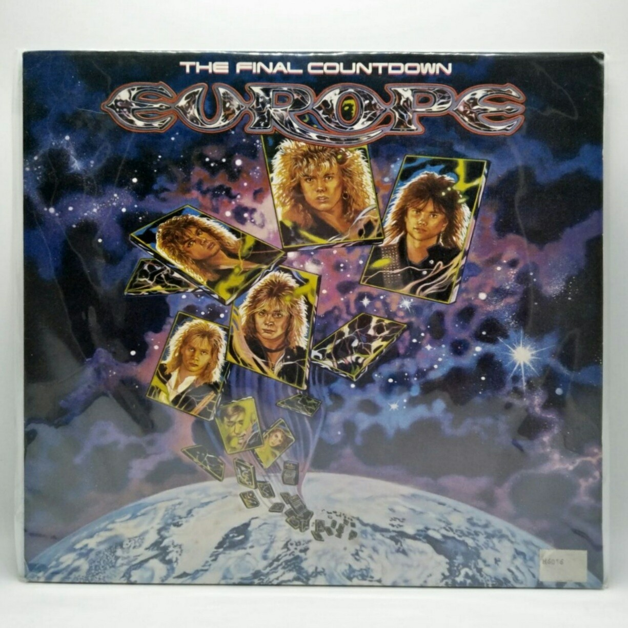 [USED] EUROPE -THE FINAL COUNTDOWN- LP