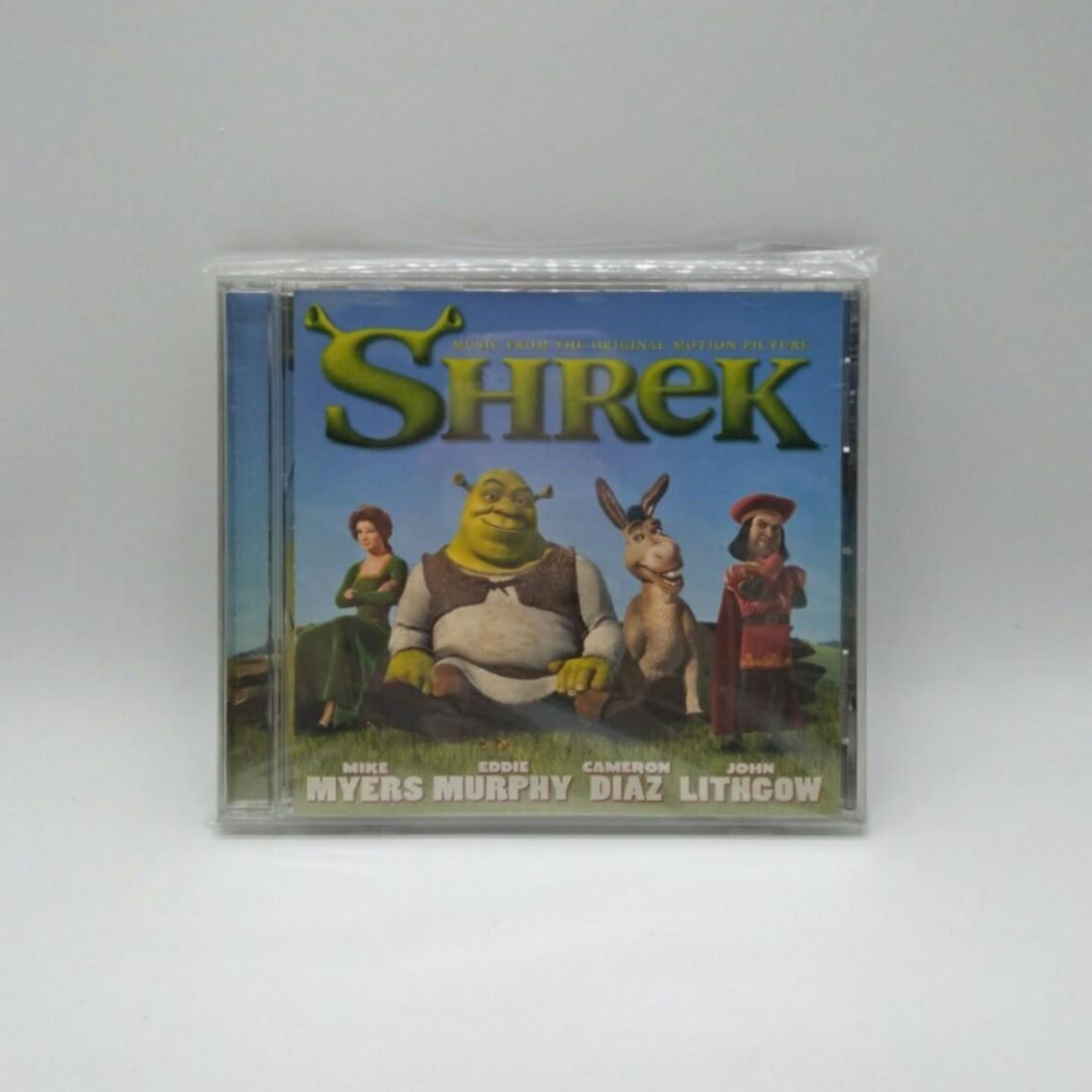 [USED] OST -SHREK-CD