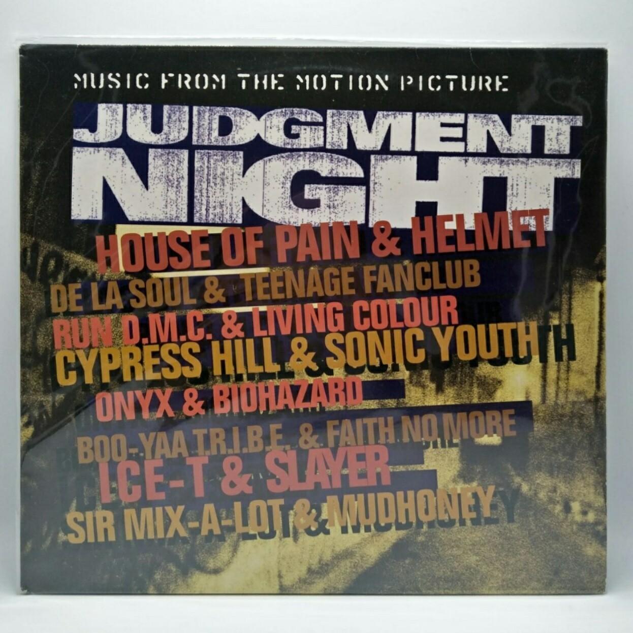 [USED] OST -JUDGMENT NIGHT- LP