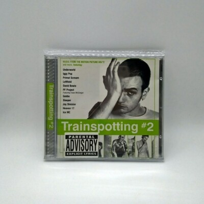 [USED] OST -TRAINSPOTTING #2- CD