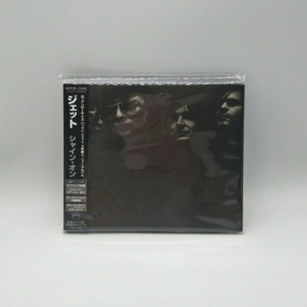[USED] JET -SHINE ON- CD (JAPAN PRESS)