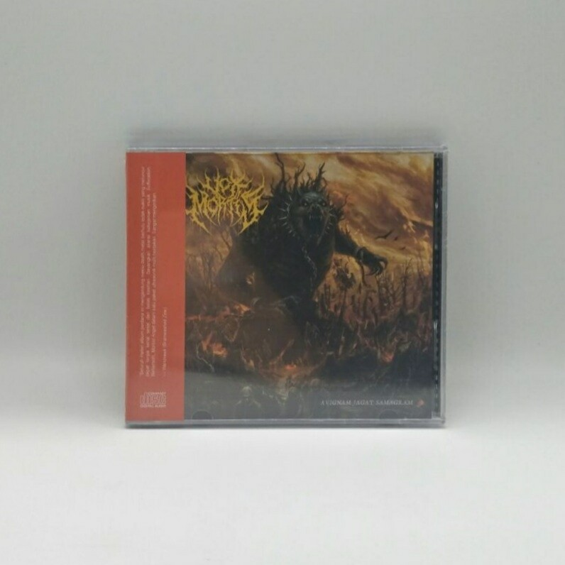 VOX MORTIS -AVIGNAM JAGET SAMAGRAM- CD