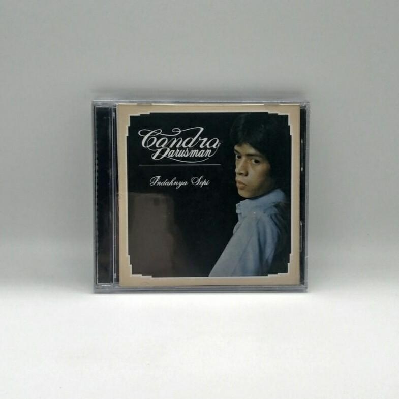 CANDRA DARUSMAN -INDAHNYA SEPI- CD