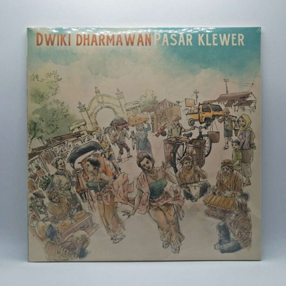 DWIKI DHARMAWAN -PASAR KLEWER- 3XLP