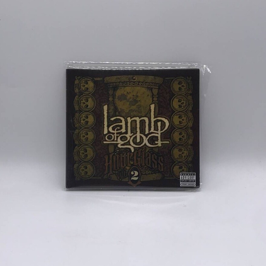 [USED] LAMB OF GOD -HOURGLASS VOL. 2- CD