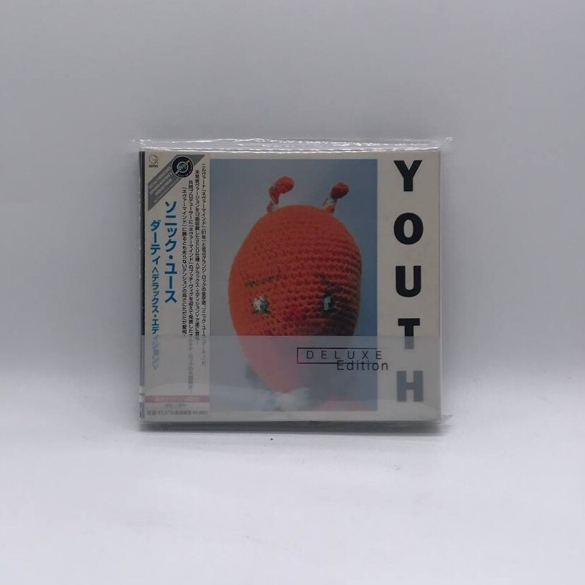 [USED] SONIC YOUTH -DIRTY: DELUXE EDITION- 2XCD (JAPAN PRESS)