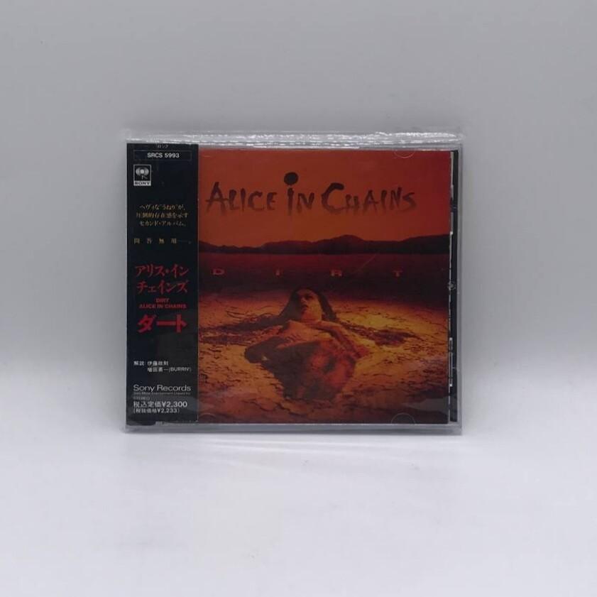 [USED] ALICE IN CHAIN -DIRT- CD (JAPAN PRESS)