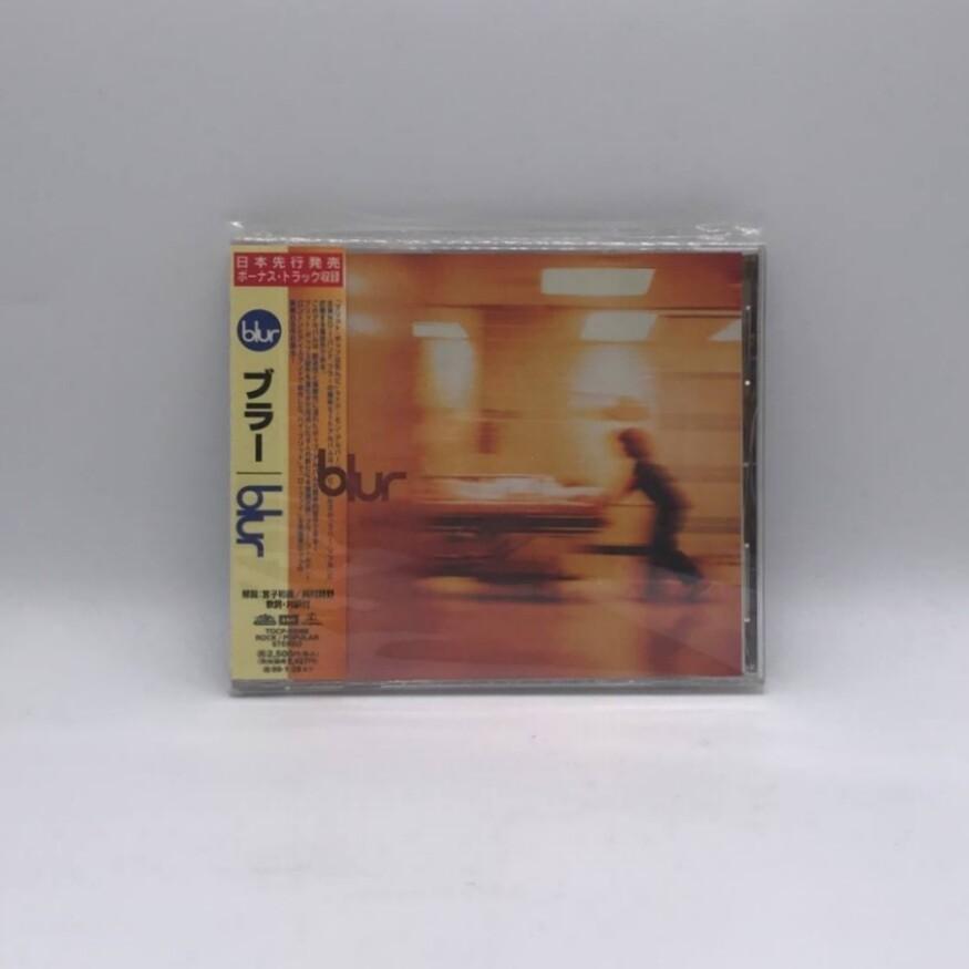[USED] BLUR -S/T- CD (JAPAN PRESS)
