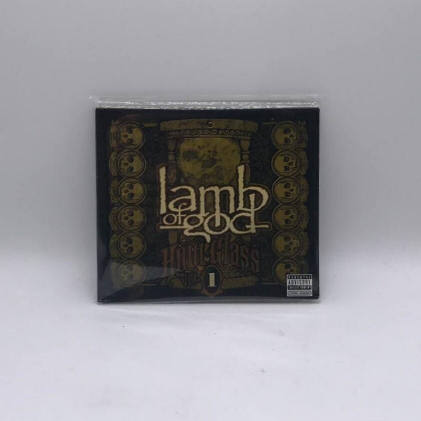 [USED] LAMB OF GOD -HOURGLASS VOL. 1- CD