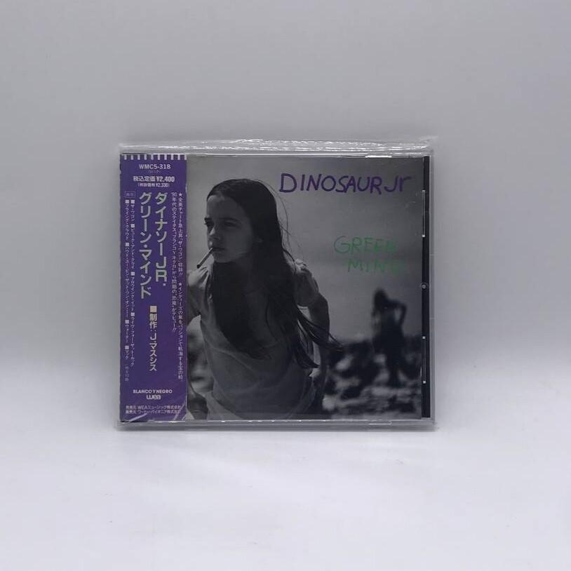 [USED] DINOSOUR JR -GREEN MIND- CD (JAPAN PRESS)