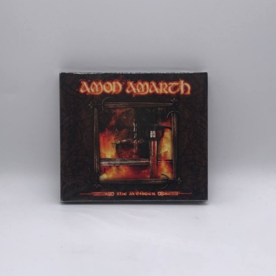 [USED] AMON AMARTH -THE AVENGER- 2XCD