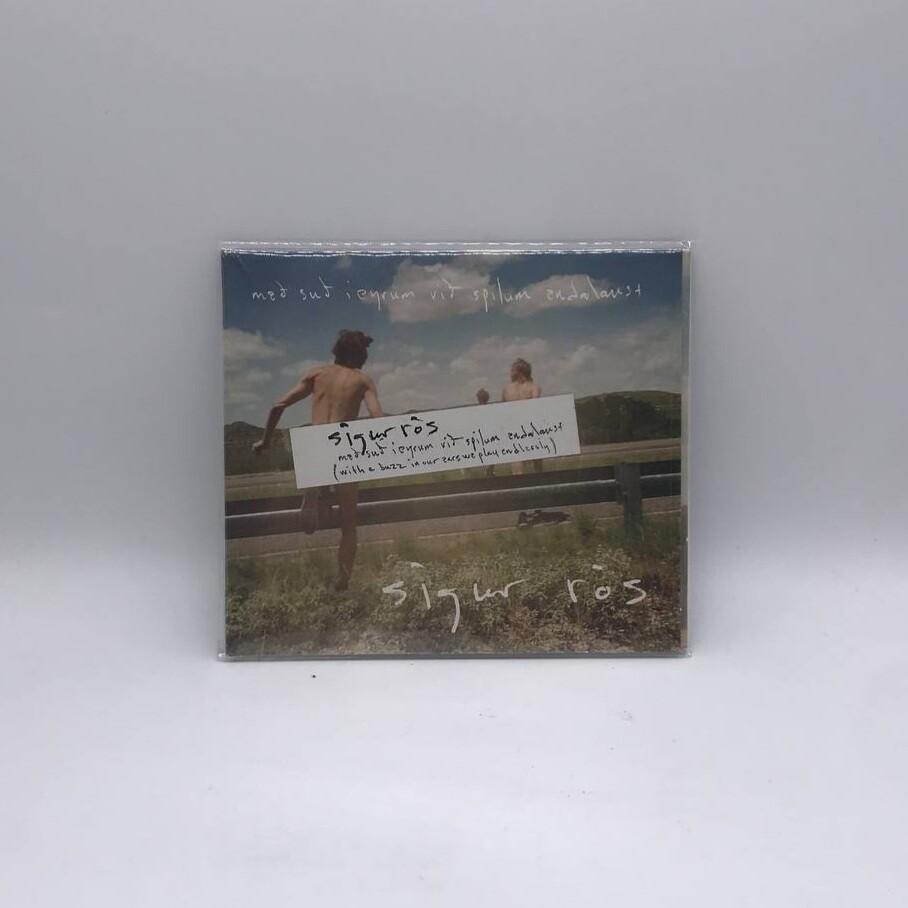 [USED] SIGUR ROS -MED SUD I EYRUM VIT SPILUM ENDALAUS+- CD