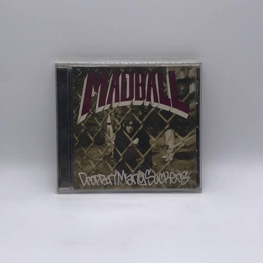 [USED] MADBALL -DROPPIN MANY SUCKERS- CD
