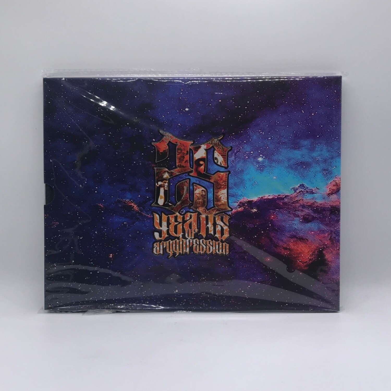 KITAB SEJARAH NEBIULA PRODUCTION -1995-2020 BY JAE JOKHANNAZ- HARDCOVER BOOK + CD