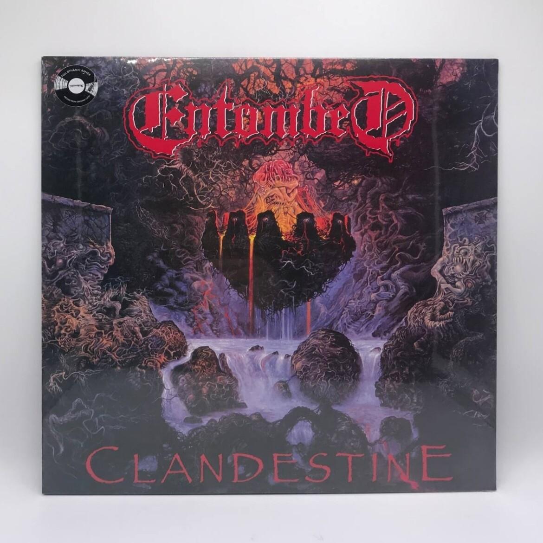 ENTOMBED -CLANDESTINE- LP