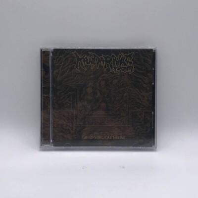 KANDARIVAS -GRIND SURGICAL SHRINE- CD