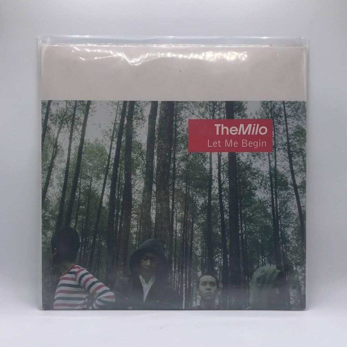 [USED] THE MILO -LET ME BEGIN- LP