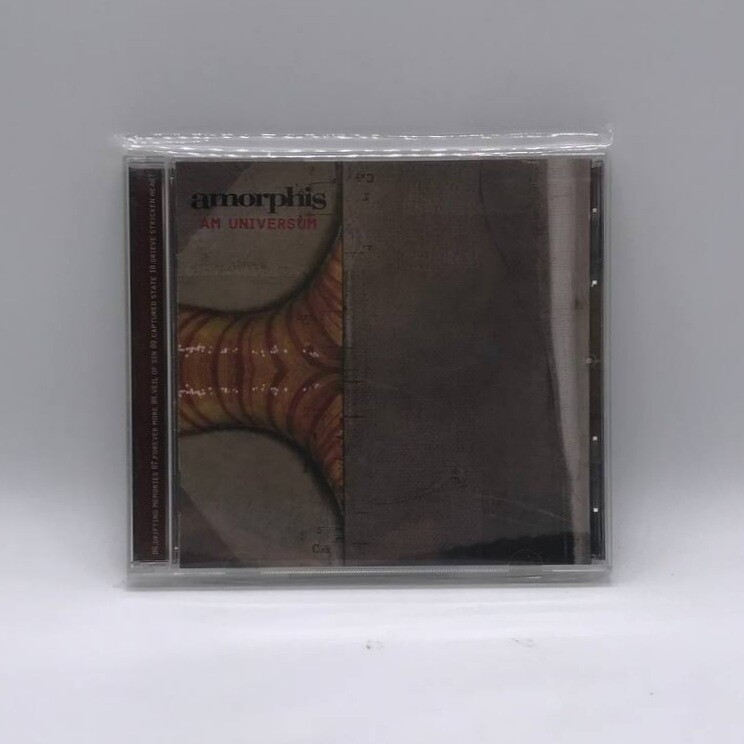 [USED] AMORPHIS -AM UNIVERSAM- CD
