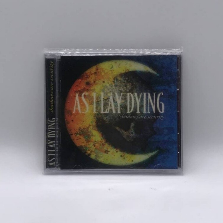 [USED] AS I LAY DYING -SHADOWS ARE SECURITY- CD