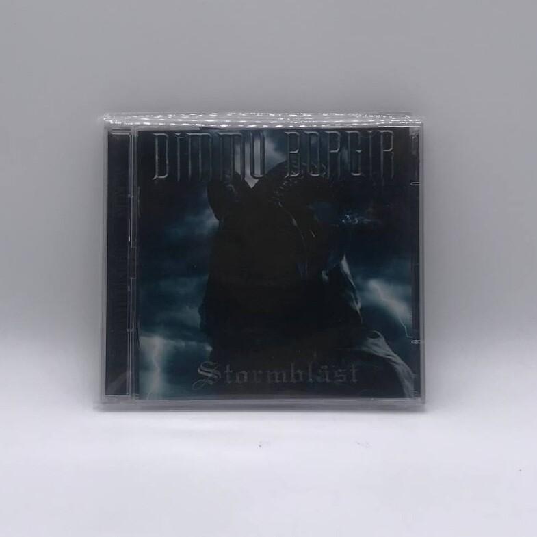 [USED] DIMMU BORGIR -STORMBLAST- CD + DVD