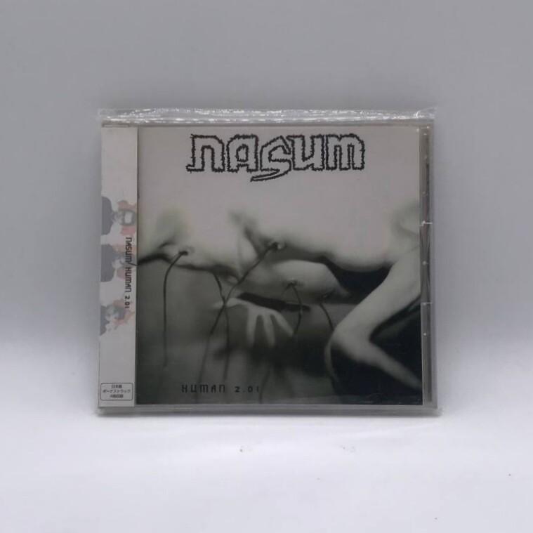 [USED] NASUM -HUMAN 2.0- CD (JAPAN PRESS)
