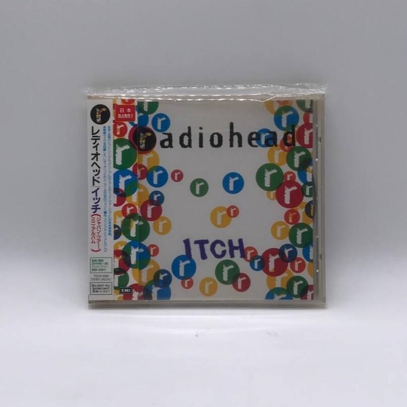 [USED] RADIOHEAD -JAPAN TOUR MINI ALBUM- CD (JAPAN PRESS)