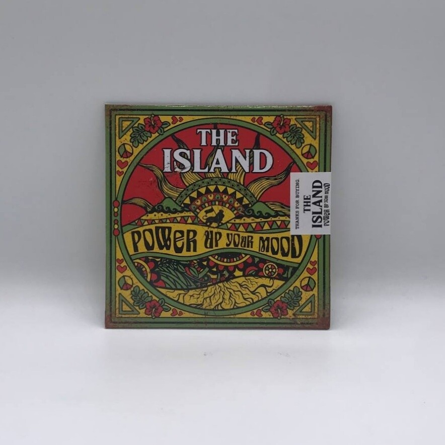 THE ISLAND -POWER UP YOUR MOOD- CD
