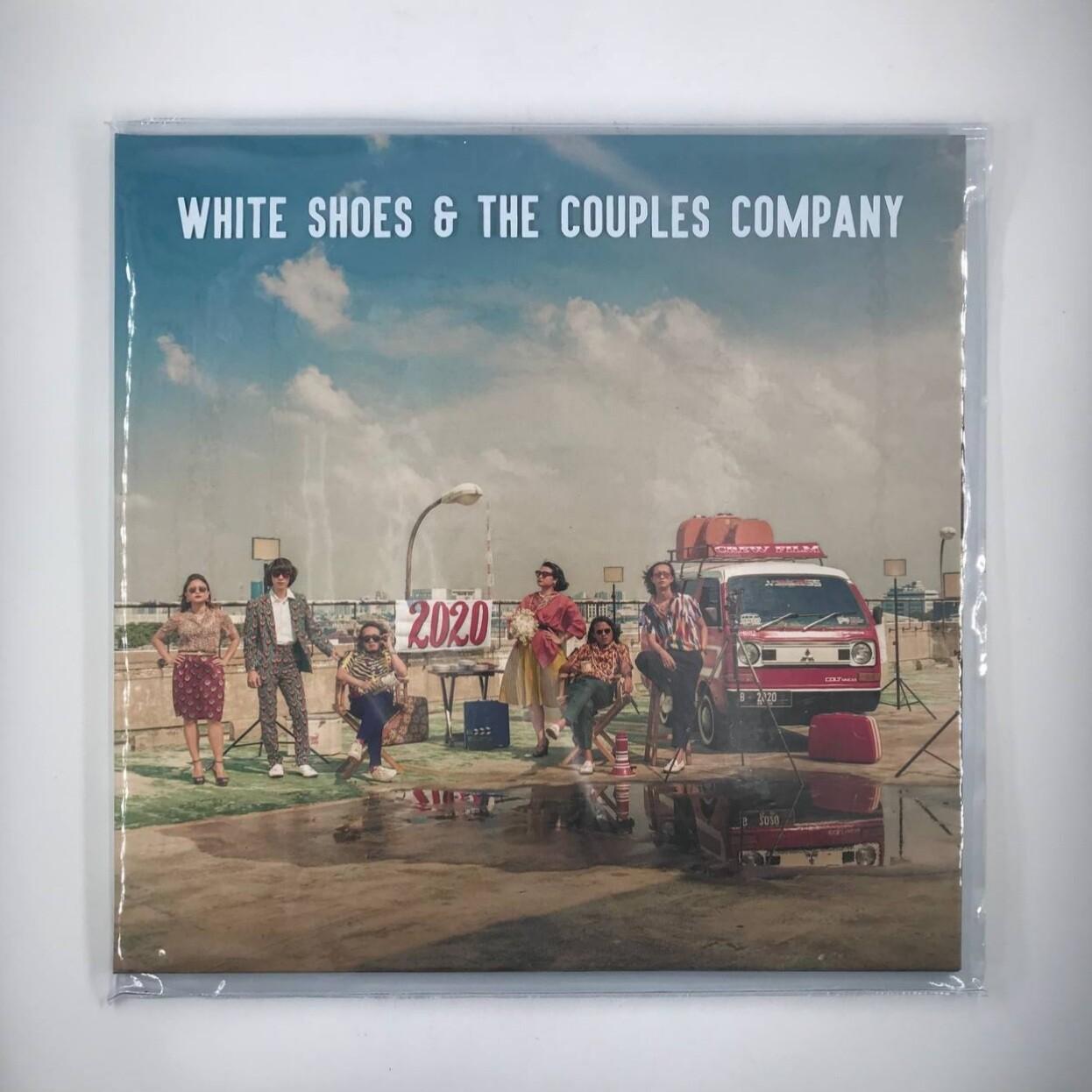 WHITE SHOES & THE COUPLES COMPANY -2020- LP