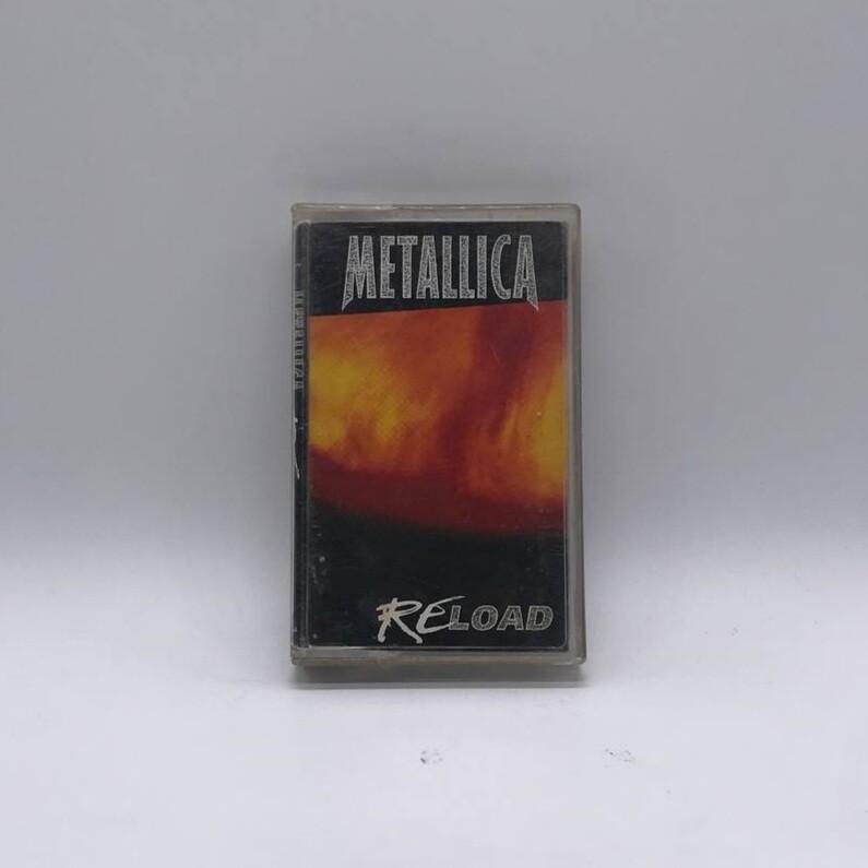 [USED] METALLICA -RELOAD- CASSETTE