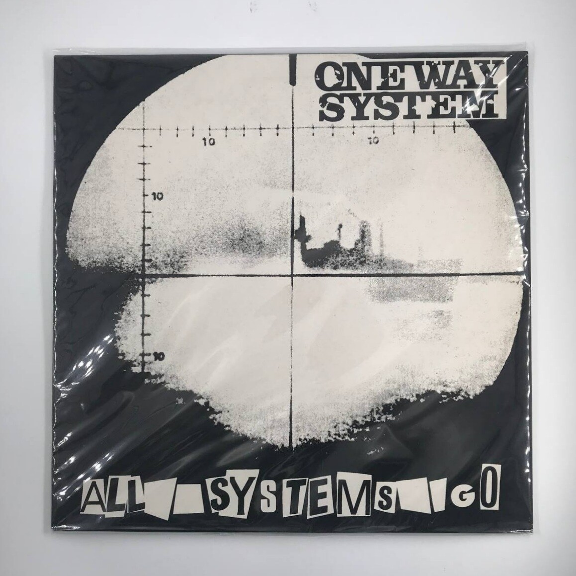 [USED] ONE WAY SYSTEM -ALL SYSTEMS GO!- LP