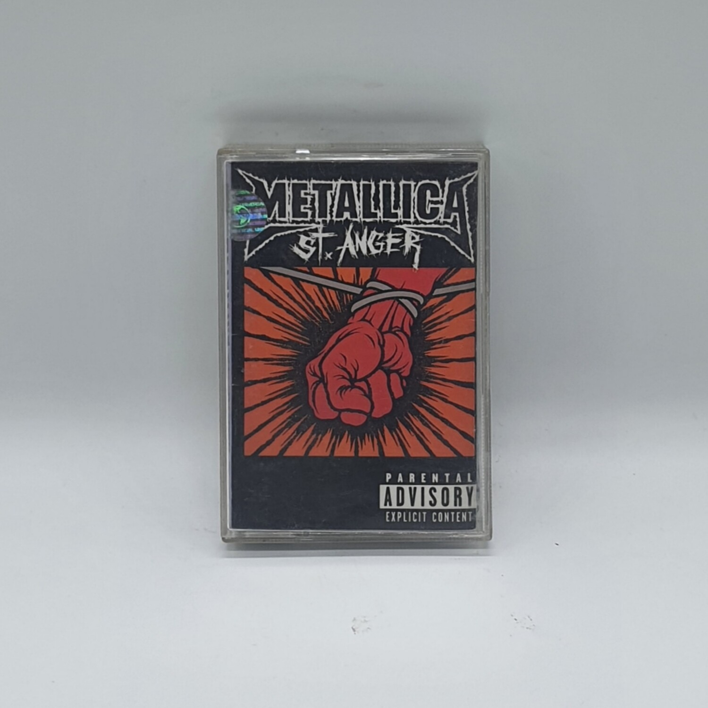 [USED] METALLICA -ST. ANGER- CASSETTE