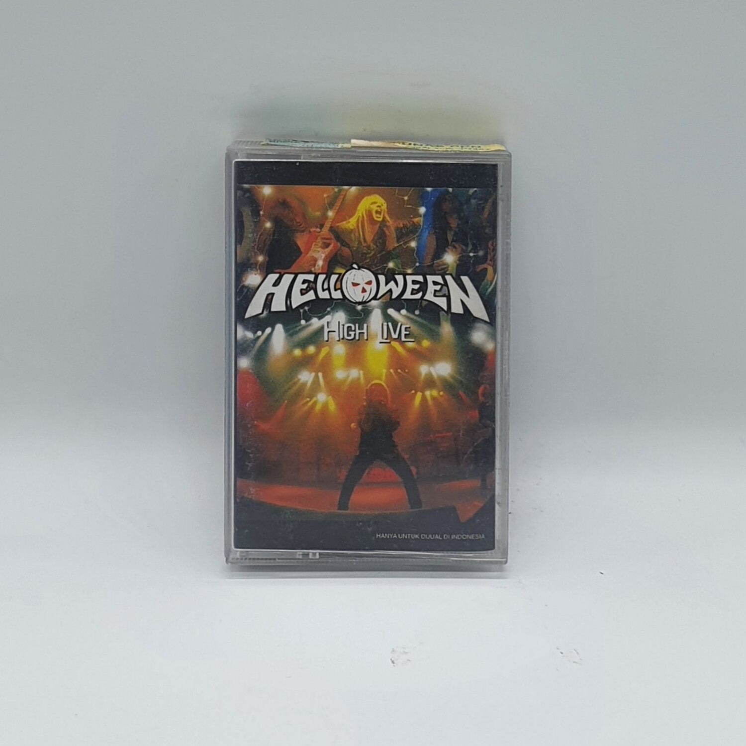 [USED] HELLOWEEN -HIGH LIVE- CASSETTE