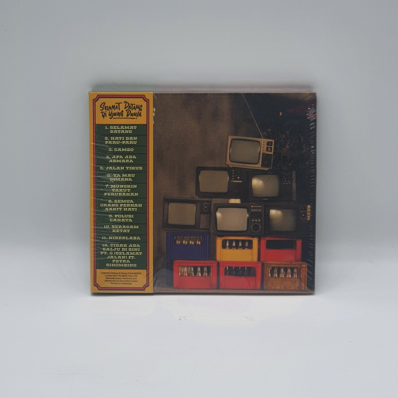 SELAMAT DATANG DI HUJUNG DUNIA -LOMBA SIHIR- CD