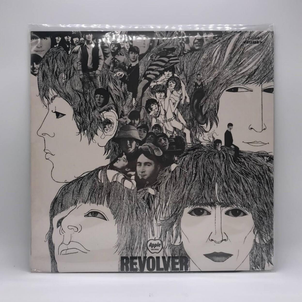 [USED] THE BEATLES -REVOLVER- LP (JAPAN PRESS)