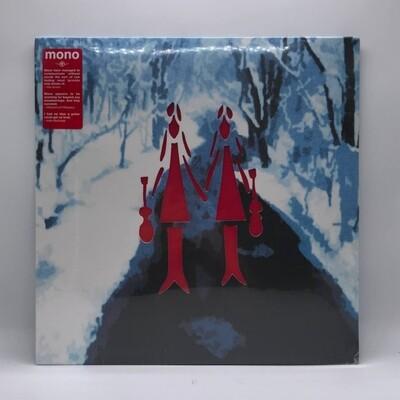 MONO -WALKING CLOUD & DEEP RED SKY, FLAG- LP