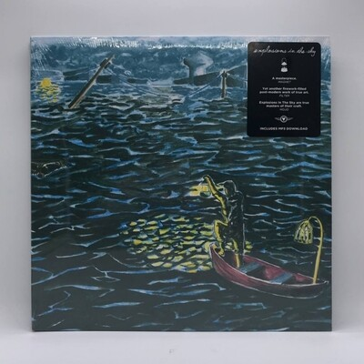 EXPLOSIONS IN THE SKY -ALL OF SUDDEN, I MISS EVERYONE- 2XLP