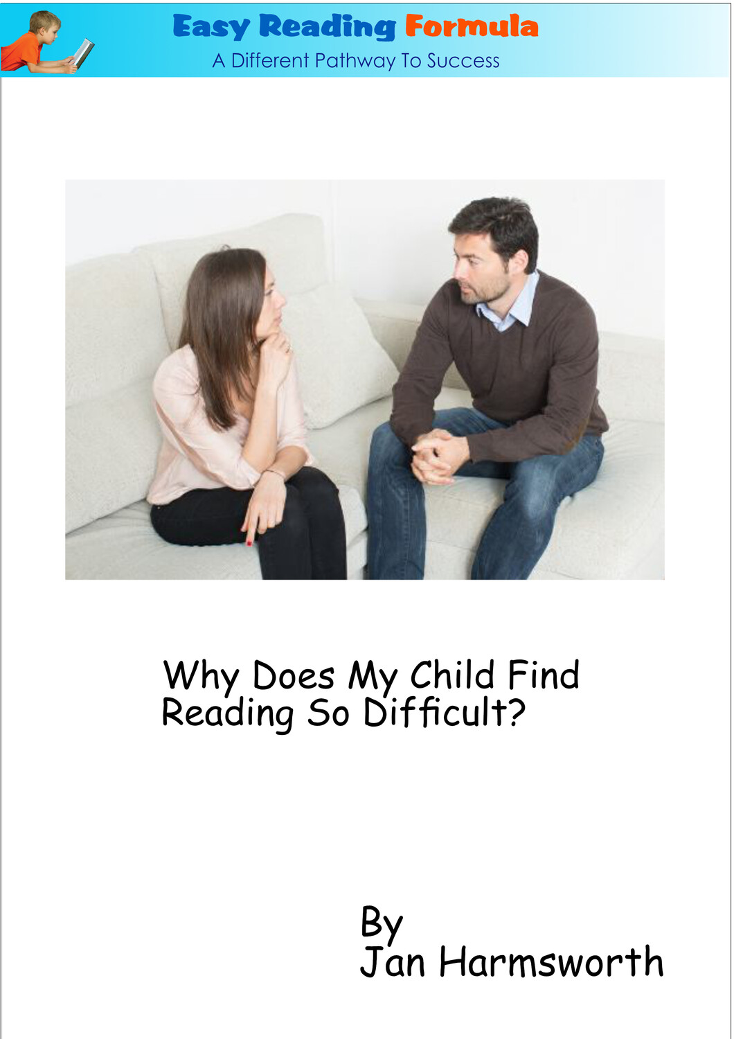 Why Does My Child Find Reading So Difficult